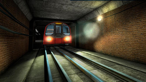 Subway simulator 2: London edition pro screenshot 2