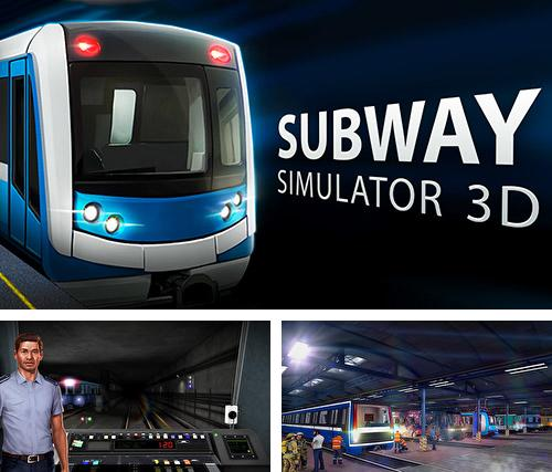 In addition to the game Subway simulator 3D for Android, you can download other free Android games for BRAVIS JAZZ.