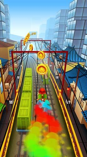 Subway surfers: World tour Beijing screenshot 2