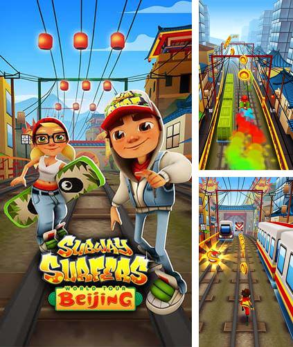 Subway surfers: World tour Beijing