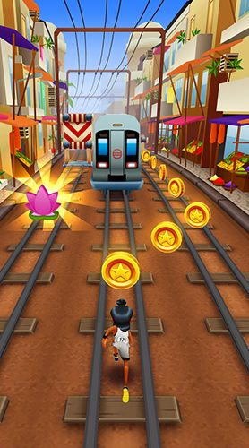 Subway surfers: World tour Mumbai скриншот 2