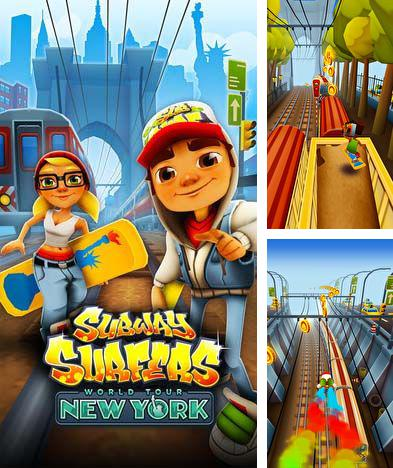 En plus du jeu Evolution de Slime  pour téléphones et tablettes Android, vous pouvez aussi télécharger gratuitement Les surfers de tunnels: le tour du monde New York, Subway surfers: World tour New York.