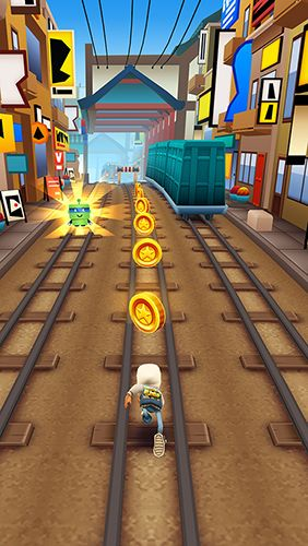 Subway surfers: World tour Seoul скриншот 2