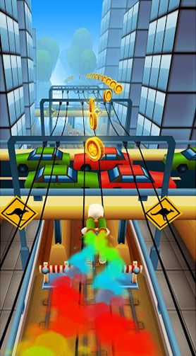 Subway surfers: World tour Sydney screenshot 3