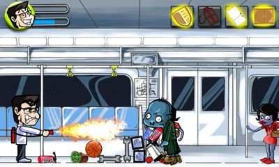 Jogue Subway Zombies para Android. Jogo Subway Zombies para download gratuito.