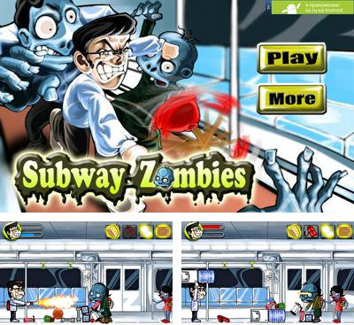 In addition to the game Lazy Mouse for Android phones and tablets, you can also download Subway Zombies for free.