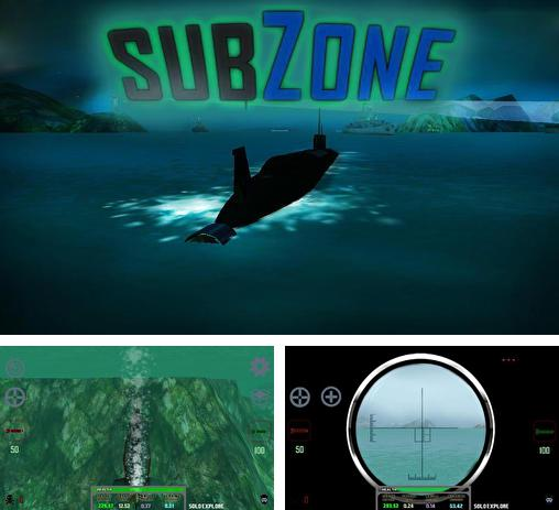 Subzone: Multiplayer submarine wars