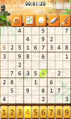 Sudoku Infinity screenshot 2