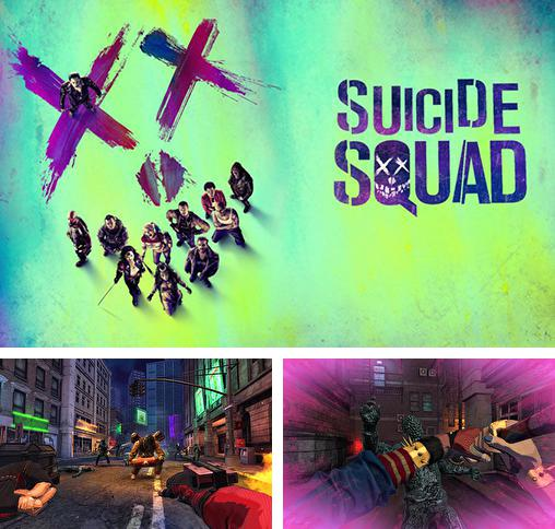 In addition to the game Suicide squad: Special ops for Android, you can download other free Android games for MyWigo Turia.