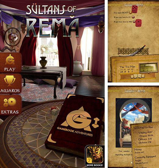 In addition to the game Blood of the Zombies for Android phones and tablets, you can also download Sultans of Rema for free.