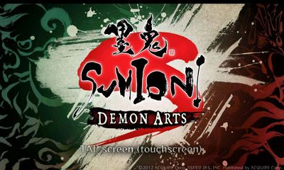 Download Sumioni Demon Arts THD Android free game.