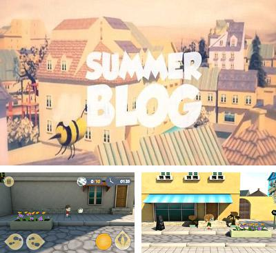 In addition to the game Angry Wave First Assault for Android phones and tablets, you can also download Summer Blog for free.