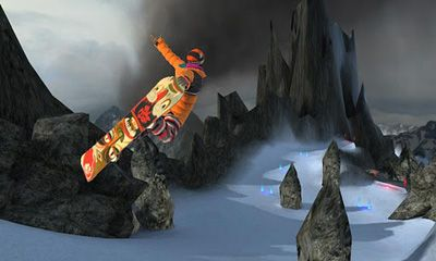 Screenshots do SummitX Snowboarding - Perigoso para tablet e celular Android.