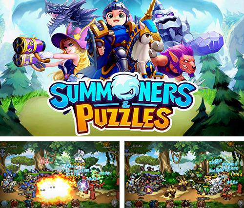 Summoners and puzzles