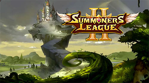 Summoners league 2 poster