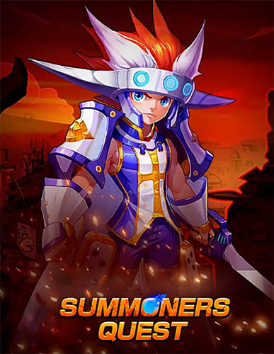 Summoners quest poster