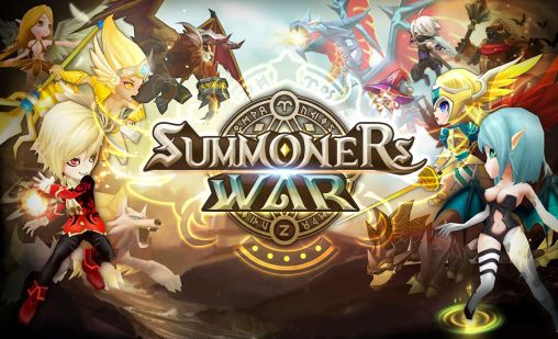 Summoners war: Sky arena poster