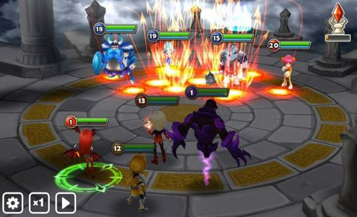 Avalon legends solitaire 2 screenshot 1