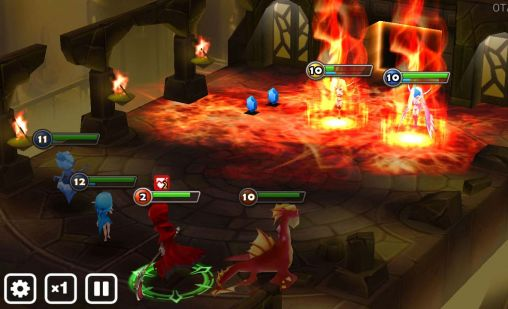 Jogue Summoners war: Sky arena para Android. Jogo Summoners war: Sky arena para download gratuito.