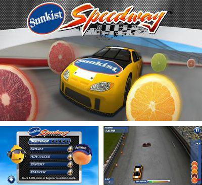 In addition to the game My Brute for Android phones and tablets, you can also download Sunkist Speedway for free.