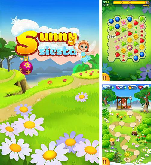 In addition to the game Sunny siesta: Match 3 for Android, you can download other free Android games for ZTE Blade L7.