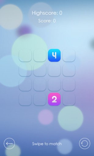 Super 2048 screenshot 1