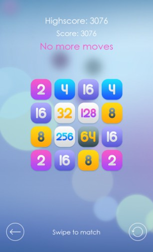 Super 2048 screenshot 3