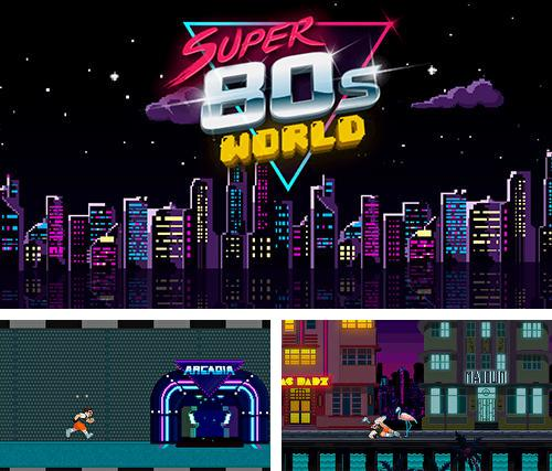 Super 80s world