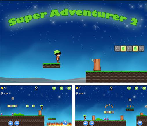 In addition to the game Cargo HD for Android phones and tablets, you can also download Super adventurer 2 for free.
