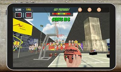 Get full version of Android apk app Super Basketball 3D Tegra Pro for tablet and phone.