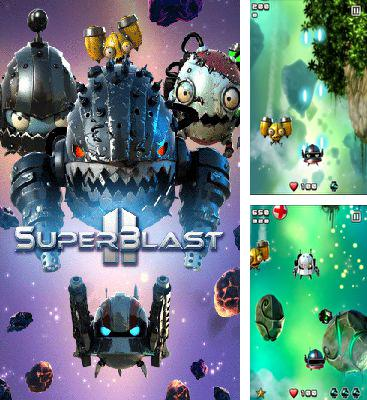 In addition to the game Konas Crate for Android phones and tablets, you can also download Super Blast 2 HD for free.