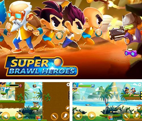 Super brawl heroes