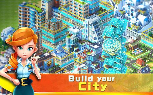 super city smash pour android t l charger gratuitement jeu super destruction de la ville sous. Black Bedroom Furniture Sets. Home Design Ideas