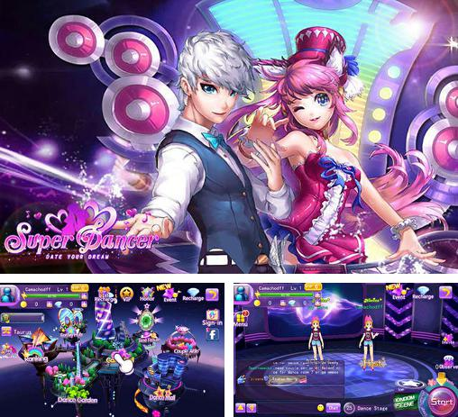 In addition to the game Dance Legend. Music Game for Android phones and tablets, you can also download Super dancer: Date your dream for free.
