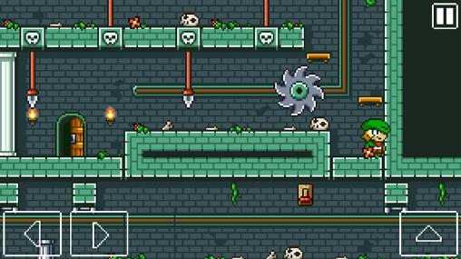 Screenshots von Super dangerous dungeons für Android-Tablet, Smartphone.
