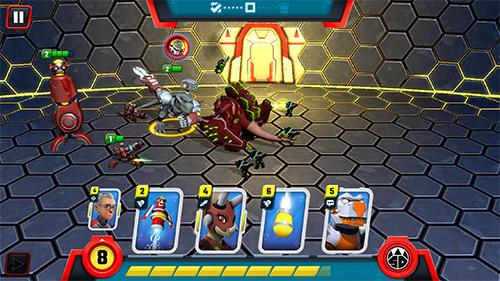 Super dinosaur: Kickin' tail screenshot 3