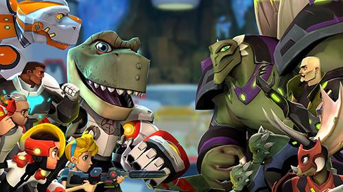 Super dinosaur: Kickin' tail screenshot 5