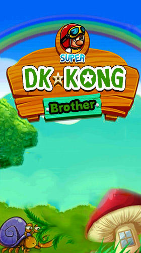 Super DK vs Kong brother advanced poster