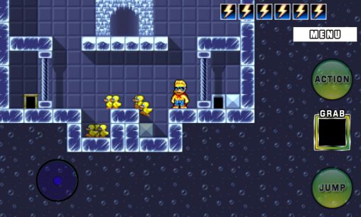 Screenshots von Super Duck: The game für Android-Tablet, Smartphone.