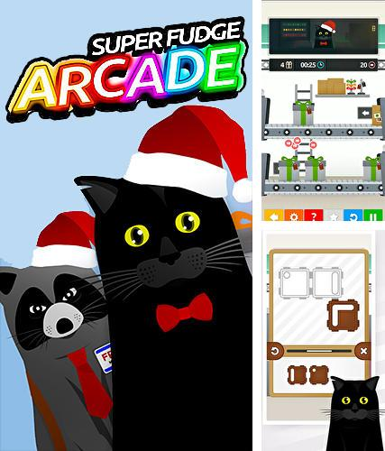 Super Fudge arcade