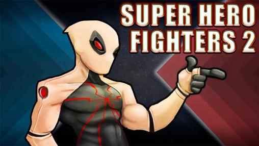 Super hero fighters 2 обложка
