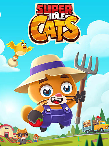 Super idle cats: Tap farm