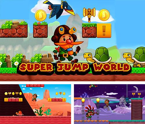 Super jump world