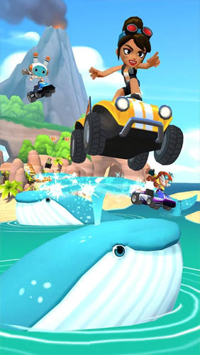 Super karts screenshot 2