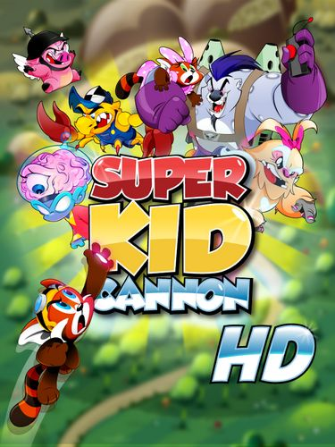 Super Kid Cannon poster