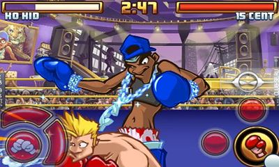 SUPER KO BOXING! 2 screenshot 1