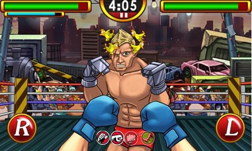 Screenshots von Super KO fighting für Android-Tablet, Smartphone.