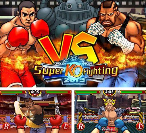Super KO fighting