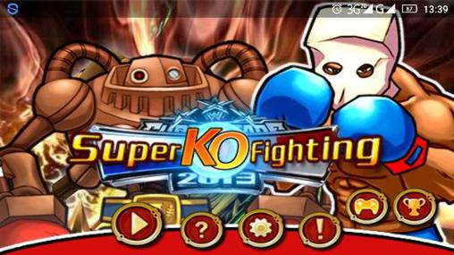 Super KO fighting: Bloody KO championship обложка