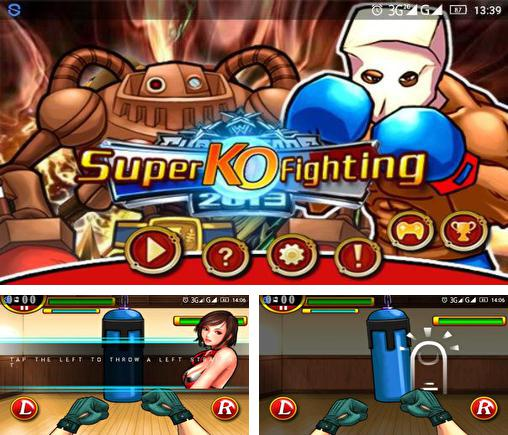 Super KO fighting: Bloody KO championship